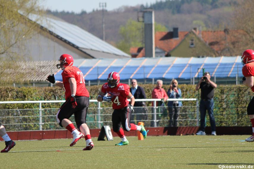 Marburg Mercenaries vs Wiesbaden Phantoms 091