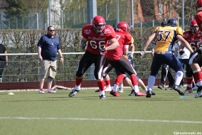 Marburg Mercenaries vs Wiesbaden Phantoms 092