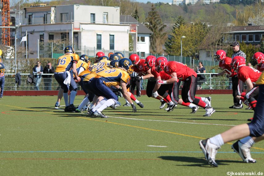 Marburg Mercenaries vs Wiesbaden Phantoms 100
