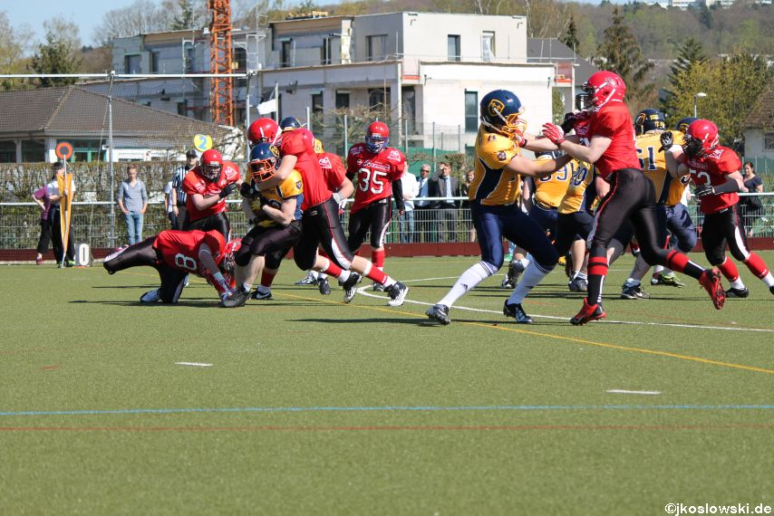 Marburg Mercenaries vs Wiesbaden Phantoms 101