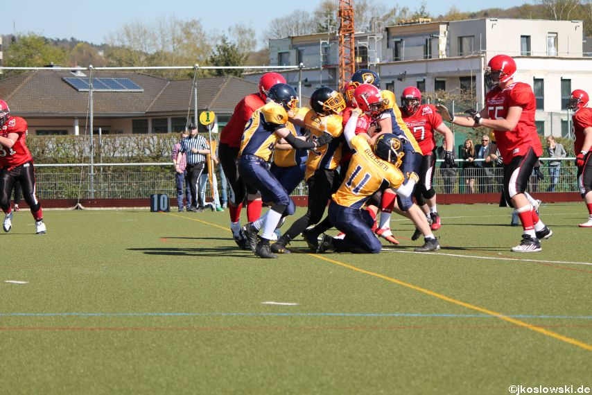 Marburg Mercenaries vs Wiesbaden Phantoms 105