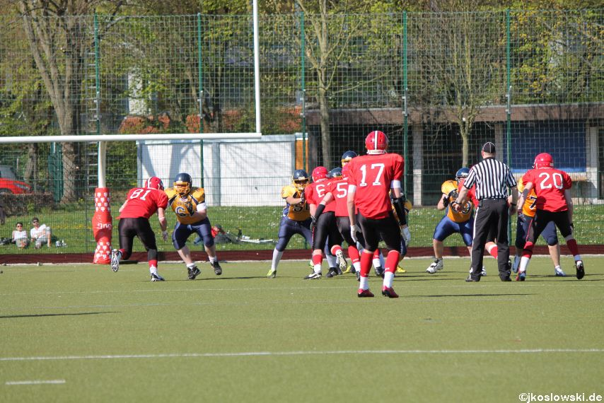 Marburg Mercenaries vs Wiesbaden Phantoms 107