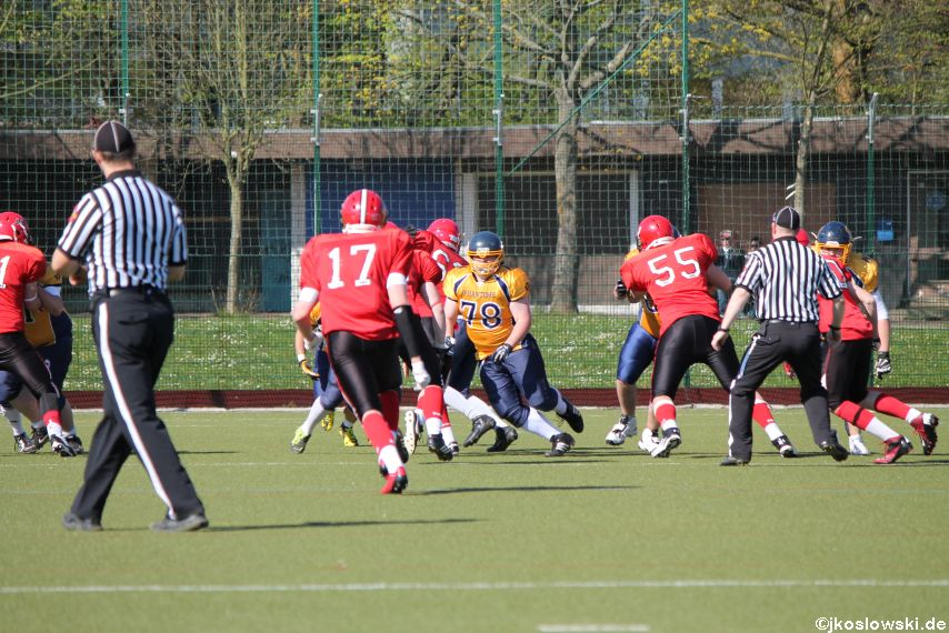 Marburg Mercenaries vs Wiesbaden Phantoms 109
