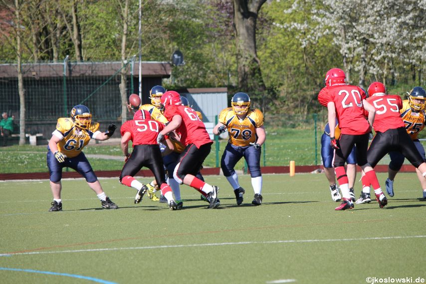 Marburg Mercenaries vs Wiesbaden Phantoms 118
