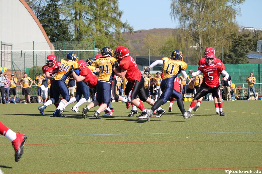 Marburg Mercenaries vs Wiesbaden Phantoms 134