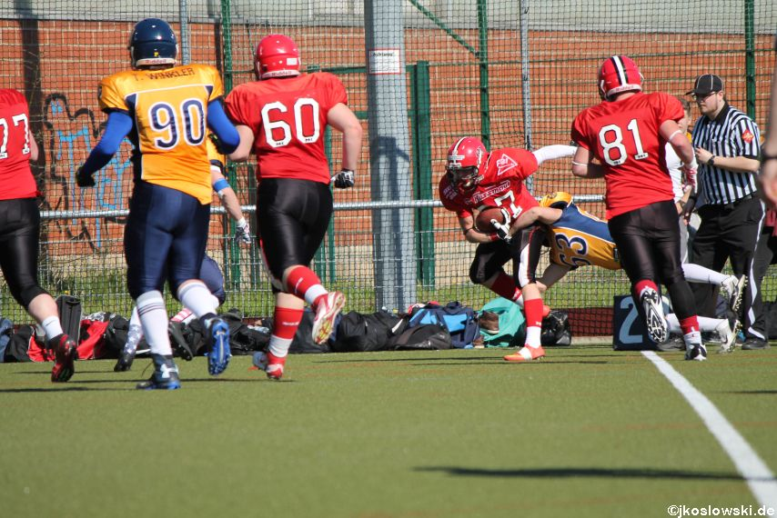 Marburg Mercenaries vs Wiesbaden Phantoms 136