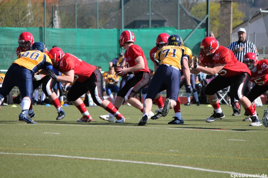 Marburg Mercenaries vs Wiesbaden Phantoms 138