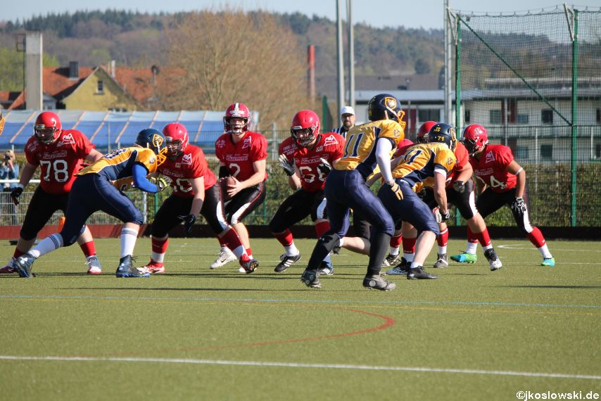 Marburg Mercenaries vs Wiesbaden Phantoms 168