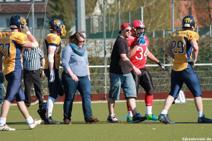 Marburg Mercenaries vs Wiesbaden Phantoms 174