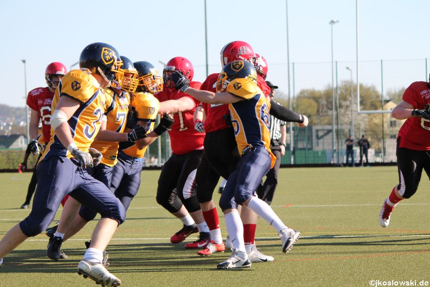 Marburg Mercenaries vs Wiesbaden Phantoms 194