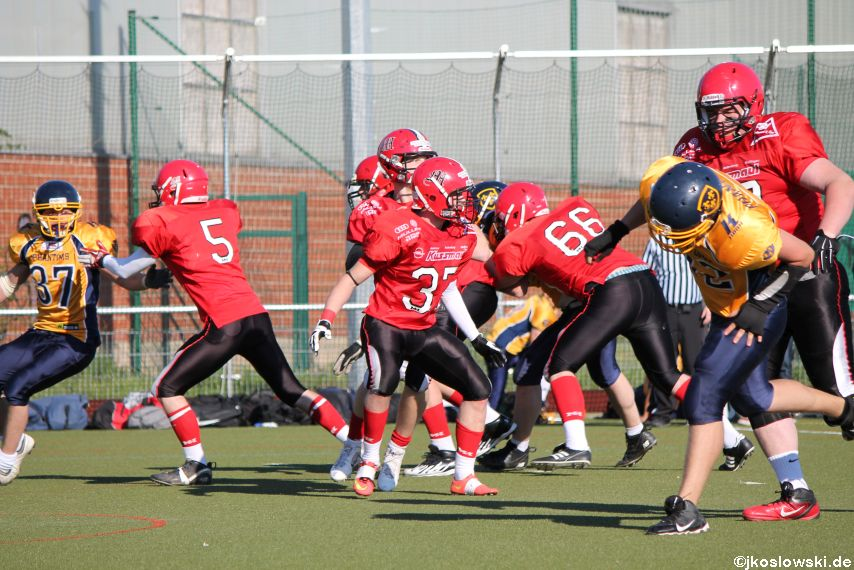 Marburg Mercenaries vs Wiesbaden Phantoms 199