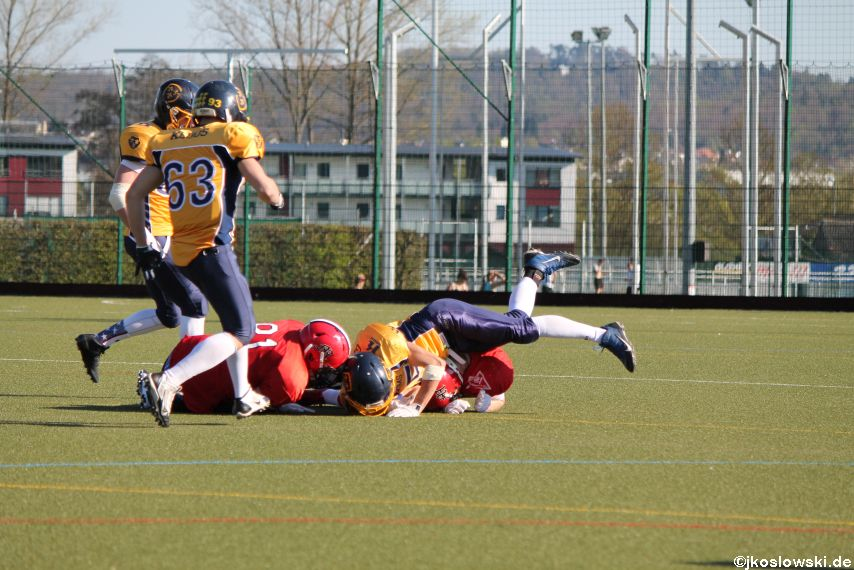 Marburg Mercenaries vs Wiesbaden Phantoms 200