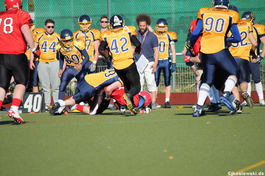 Marburg Mercenaries vs Wiesbaden Phantoms 210