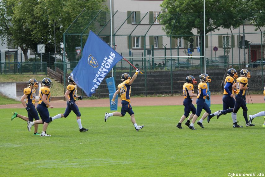 Marburg Mercenaries @ Wiesbaden Phantoms 011
