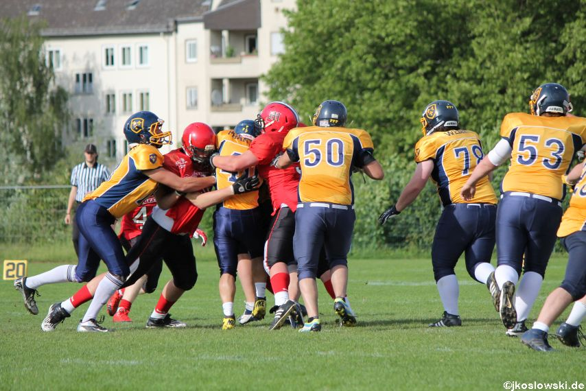 Marburg Mercenaries @ Wiesbaden Phantoms 150