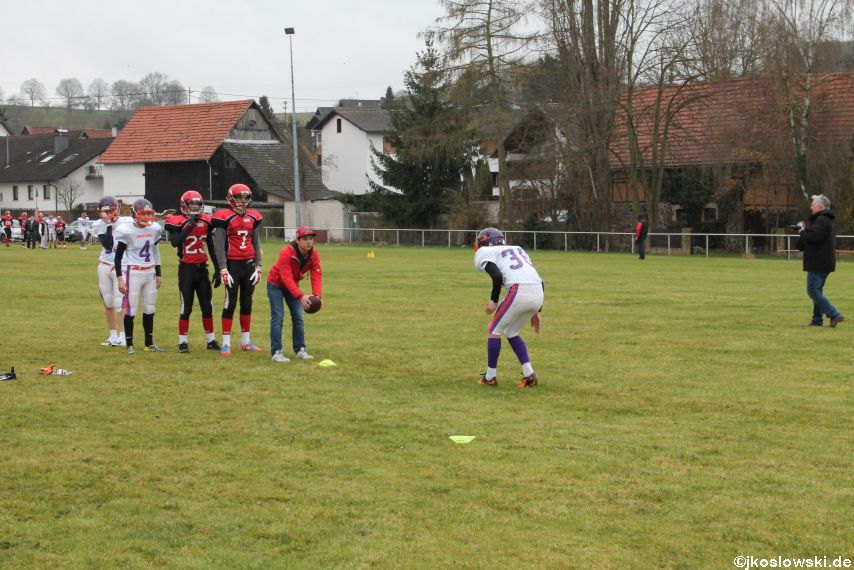 Marburg Mercenaries zu Gast bei Frankfurt Universe TraningsCamp in Büddingen 020