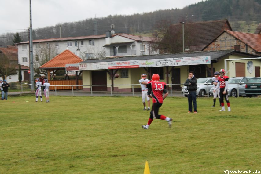 Marburg Mercenaries zu Gast bei Frankfurt Universe TraningsCamp in Büddingen 027