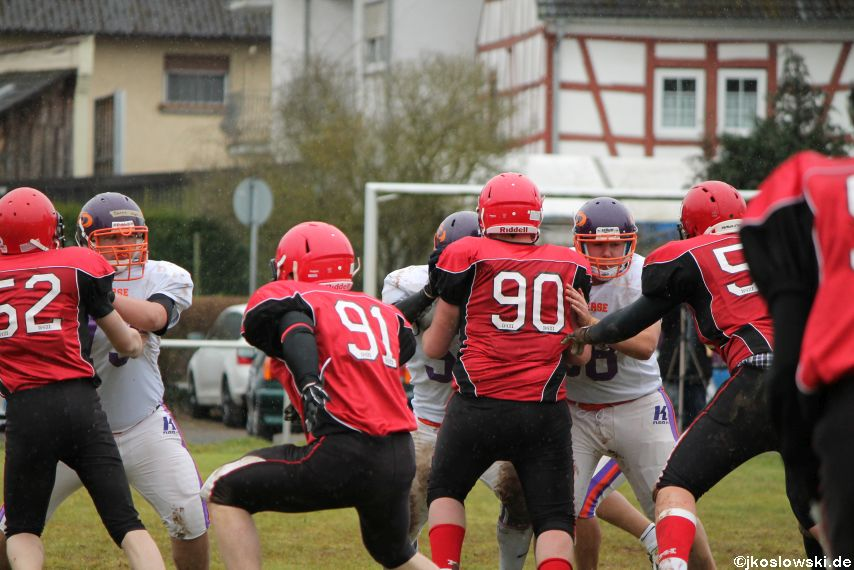 Marburg Mercenaries zu Gast bei Frankfurt Universe TraningsCamp in Büddingen 115