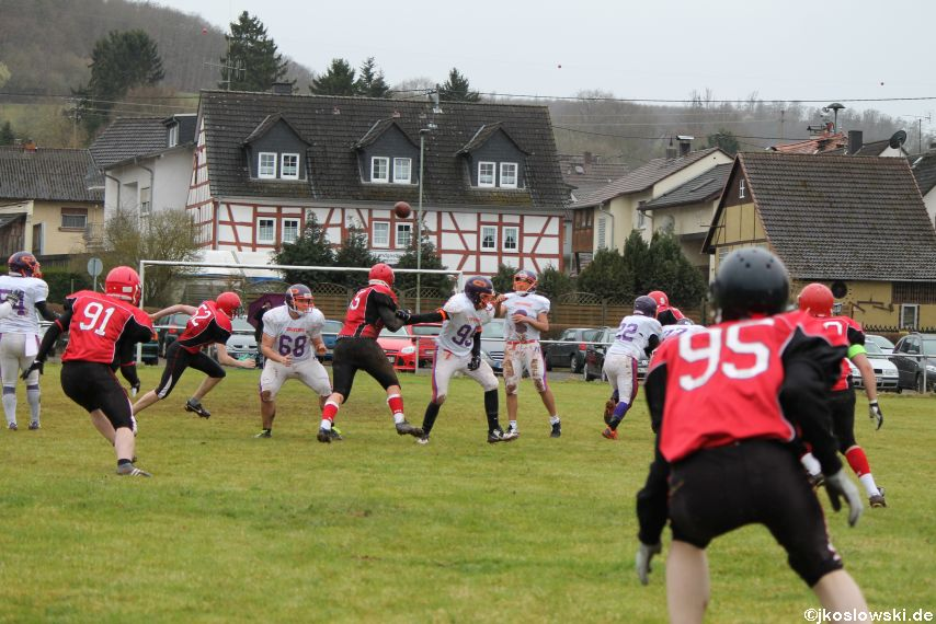Marburg Mercenaries zu Gast bei Frankfurt Universe TraningsCamp in Büddingen 117