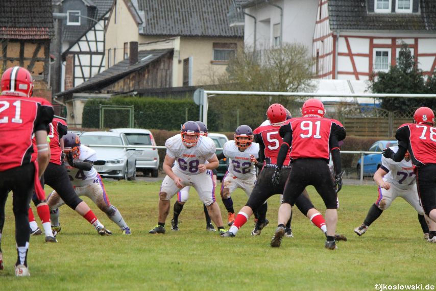 Marburg Mercenaries zu Gast bei Frankfurt Universe TraningsCamp in Büddingen 121