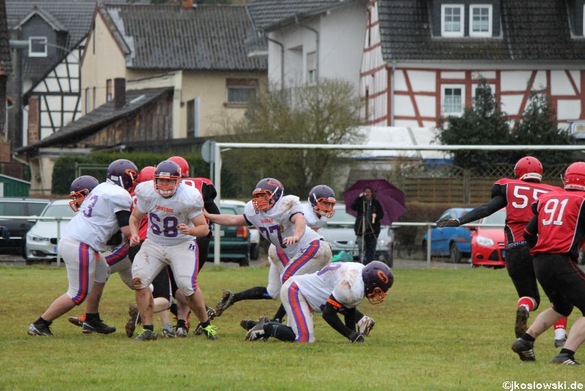 Marburg Mercenaries zu Gast bei Frankfurt Universe TraningsCamp in Büddingen 122