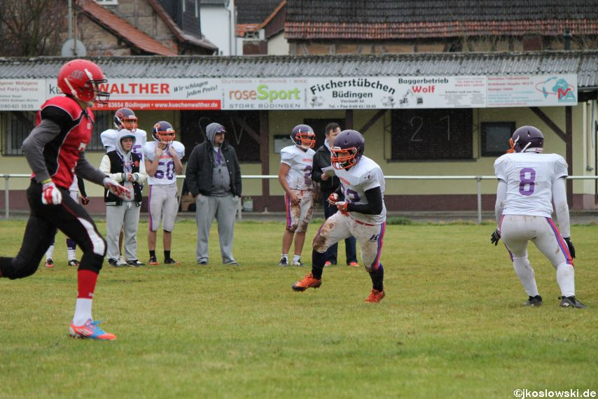 Marburg Mercenaries zu Gast bei Frankfurt Universe TraningsCamp in Büddingen 123