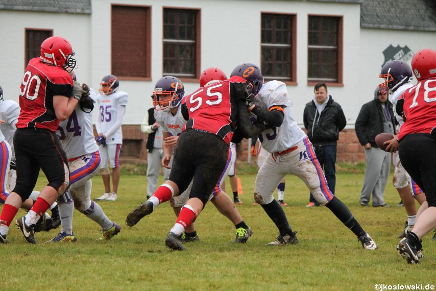 Marburg Mercenaries zu Gast bei Frankfurt Universe TraningsCamp in Büddingen 127