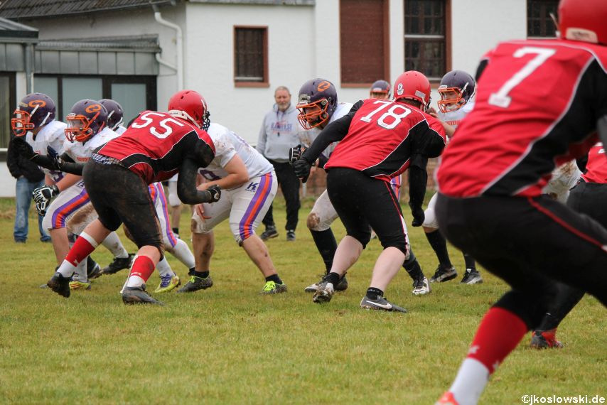 Marburg Mercenaries zu Gast bei Frankfurt Universe TraningsCamp in Büddingen 132