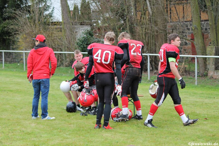 Marburg Mercenaries zu Gast bei Frankfurt Universe TraningsCamp in Büddingen 134