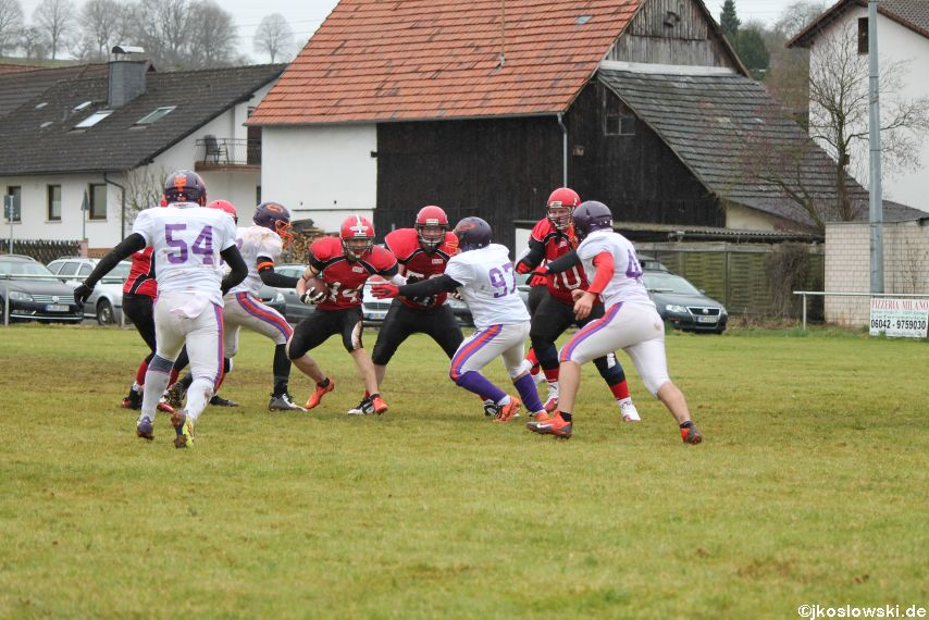 Marburg Mercenaries zu Gast bei Frankfurt Universe TraningsCamp in Büddingen 148