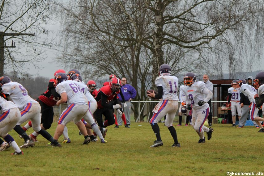 Marburg Mercenaries zu Gast bei Frankfurt Universe TraningsCamp in Büddingen 192