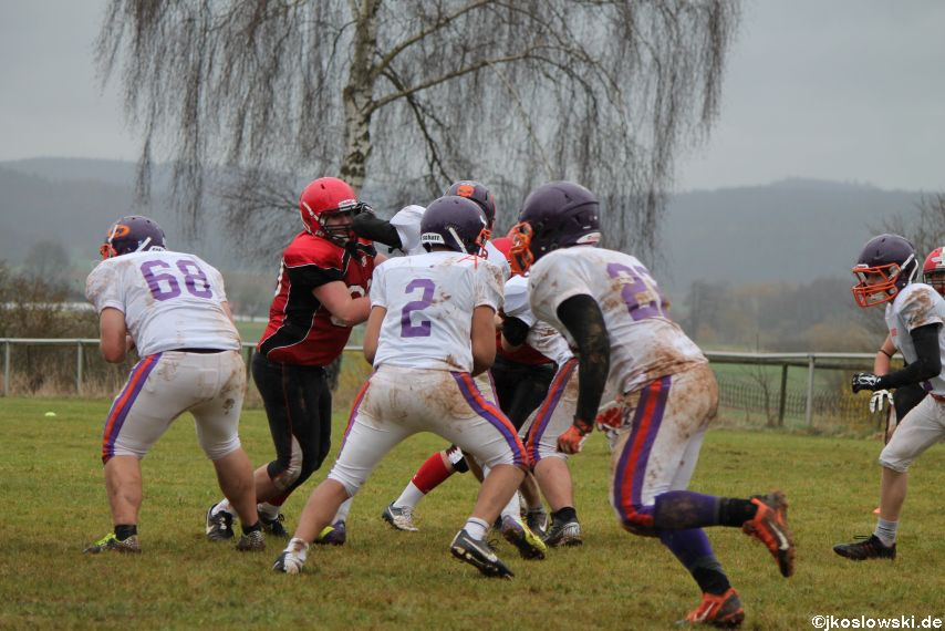 Marburg Mercenaries zu Gast bei Frankfurt Universe TraningsCamp in Büddingen 240