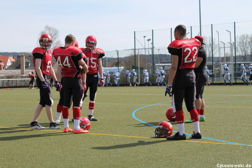 Scrimmage Marburg Mercenaries Darmstadt Diamonds Jugend 002