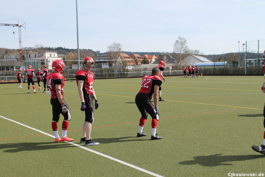 Scrimmage Marburg Mercenaries Darmstadt Diamonds Jugend 016