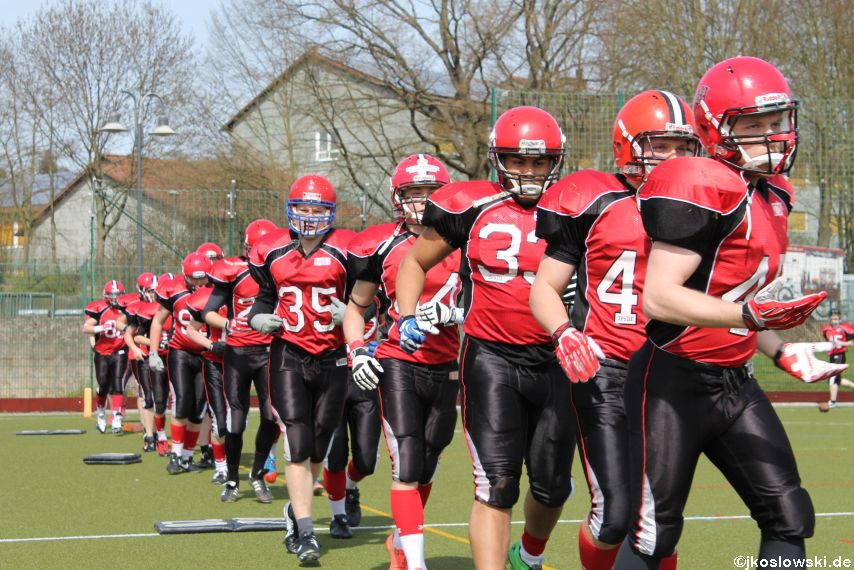 Scrimmage Marburg Mercenaries Darmstadt Diamonds Jugend 018