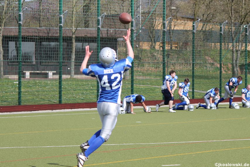 Scrimmage Marburg Mercenaries Darmstadt Diamonds Jugend 026