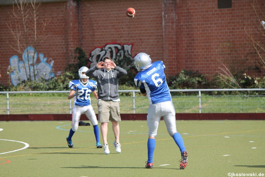 Scrimmage Marburg Mercenaries Darmstadt Diamonds Jugend 028