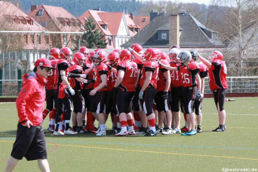 Scrimmage Marburg Mercenaries Darmstadt Diamonds Jugend 029
