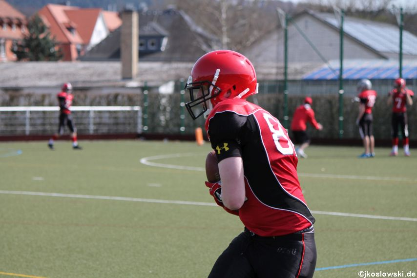 Scrimmage Marburg Mercenaries Darmstadt Diamonds Jugend 031