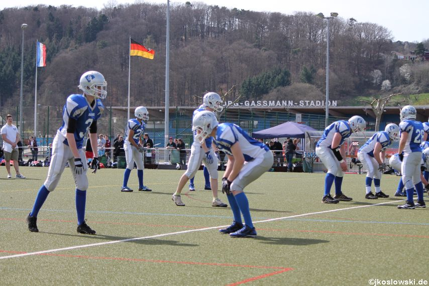 Scrimmage Marburg Mercenaries Darmstadt Diamonds Jugend 032