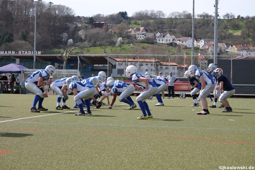 Scrimmage Marburg Mercenaries Darmstadt Diamonds Jugend 033