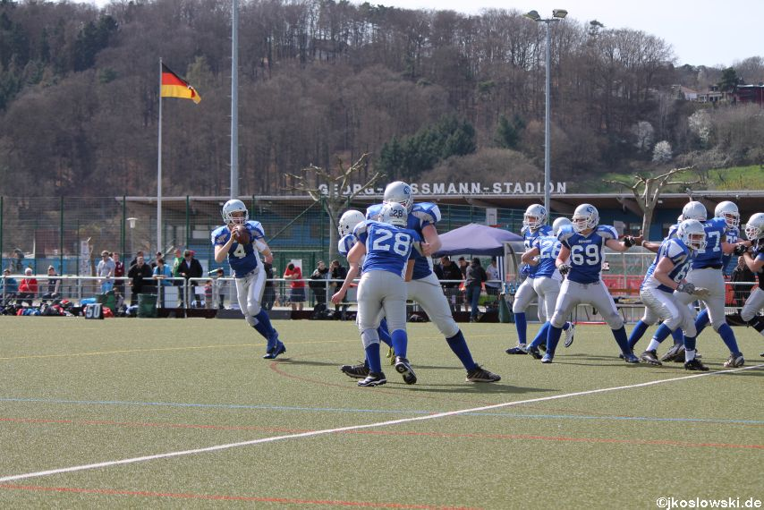 Scrimmage Marburg Mercenaries Darmstadt Diamonds Jugend 035