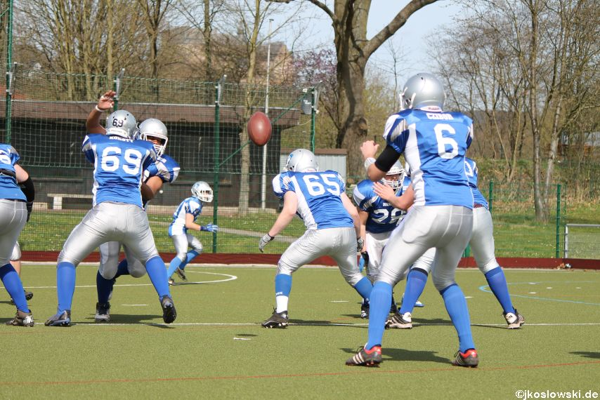 Scrimmage Marburg Mercenaries Darmstadt Diamonds Jugend 041