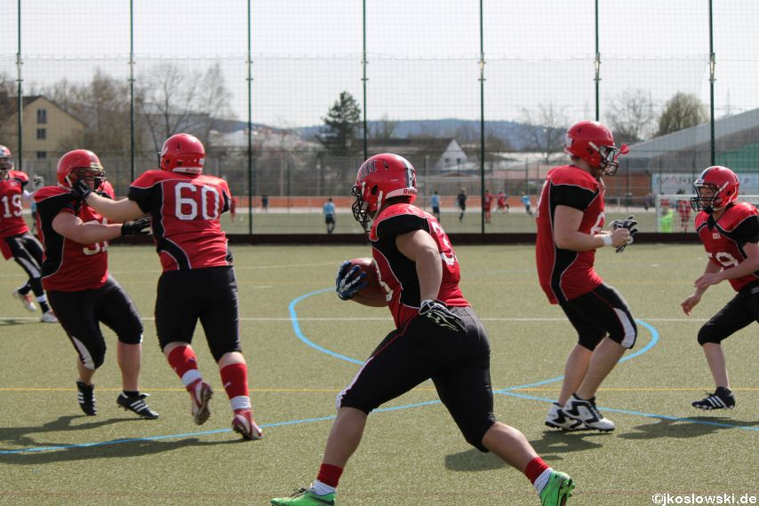 Scrimmage Marburg Mercenaries Darmstadt Diamonds Jugend 042
