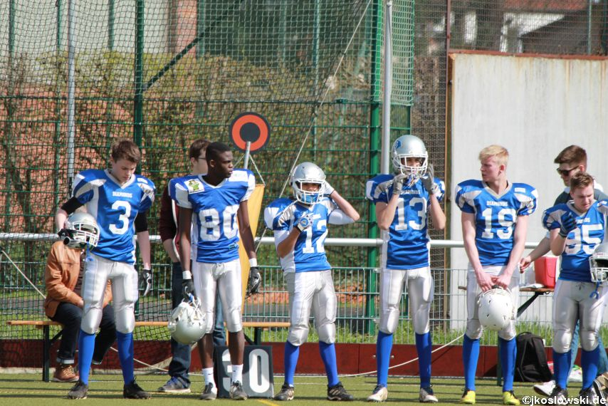 Scrimmage Marburg Mercenaries Darmstadt Diamonds Jugend 046
