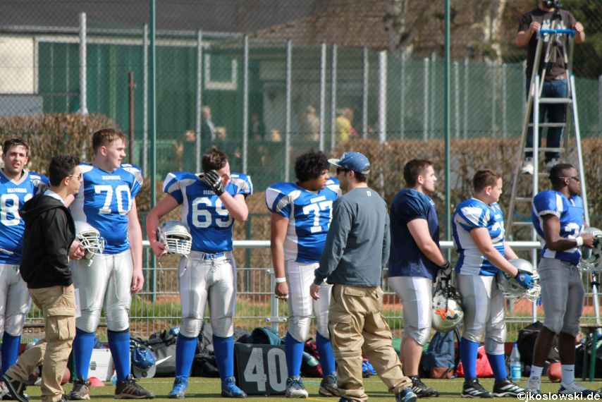 Scrimmage Marburg Mercenaries Darmstadt Diamonds Jugend 048