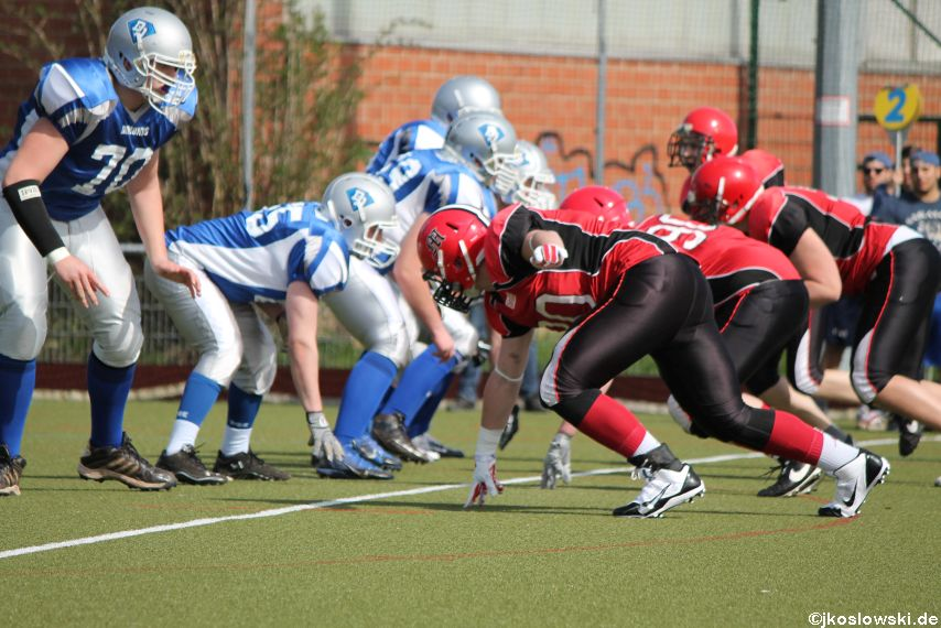 Scrimmage Marburg Mercenaries Darmstadt Diamonds Jugend 056