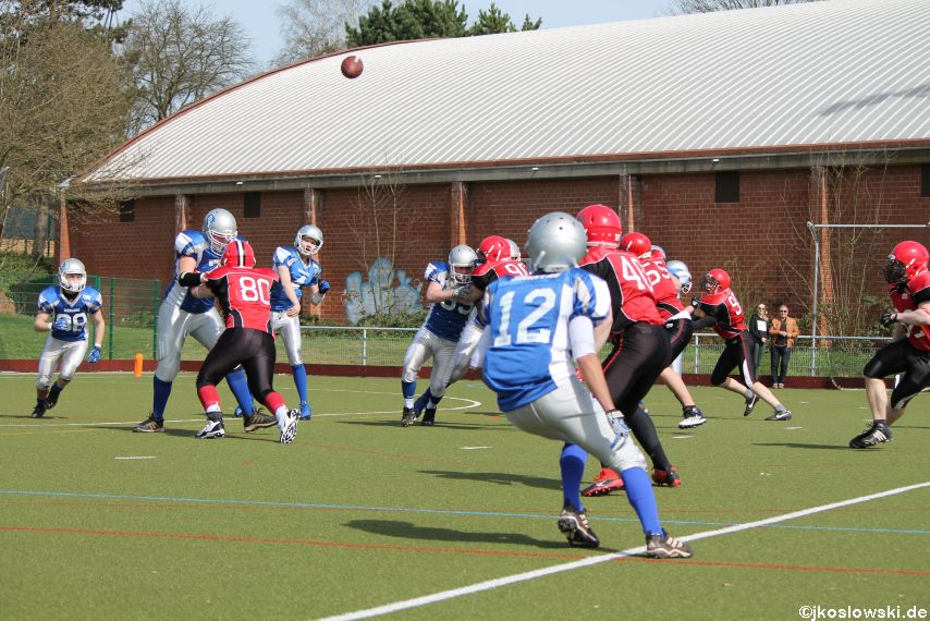 Scrimmage Marburg Mercenaries Darmstadt Diamonds Jugend 058