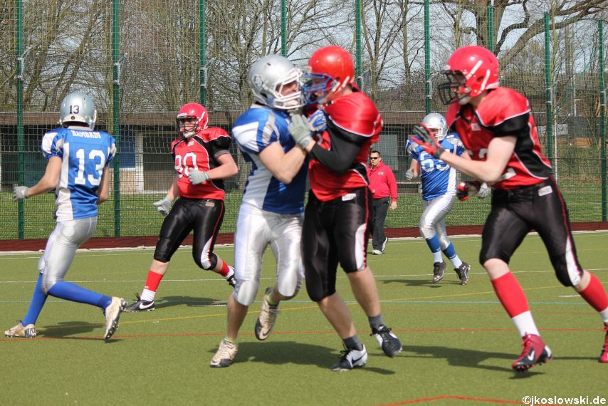 Scrimmage Marburg Mercenaries Darmstadt Diamonds Jugend 069