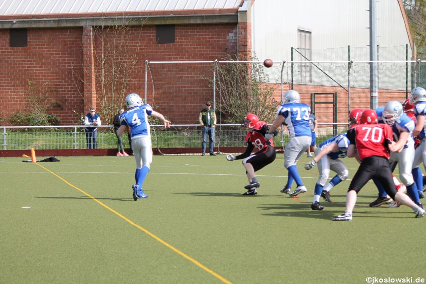 Scrimmage Marburg Mercenaries Darmstadt Diamonds Jugend 070
